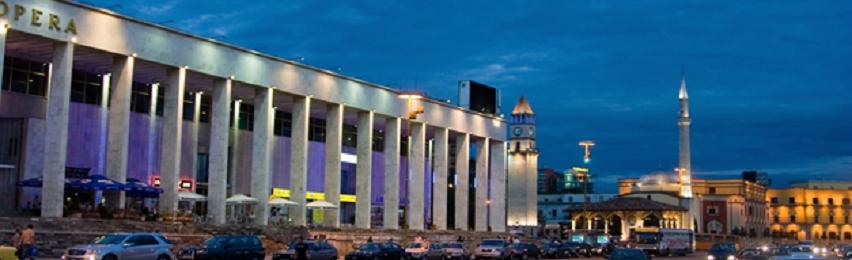 Tiran'a Ucuz Uçak Bileti