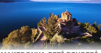 Vizesiz Ülke Makedonya Gezi rehberi