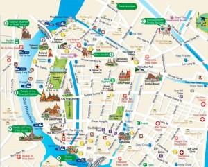 tayland-harita-bangkok-tourist-map-