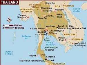 tayland-harita-thailand-tourist-map-