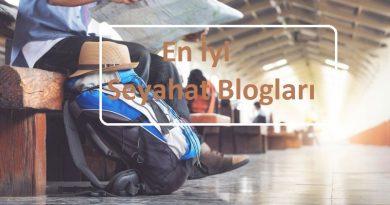 en iyi seyahat blogları