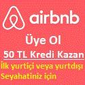 AirbnB Gezi Konaklama