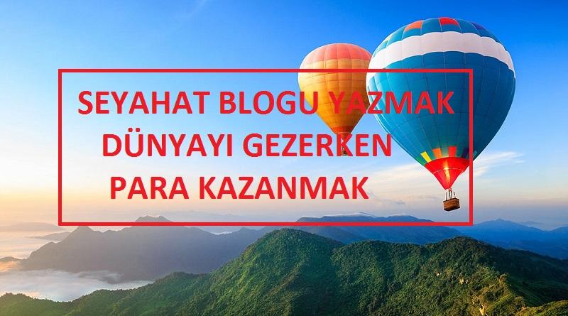 Seyahat Blogu Yazmak